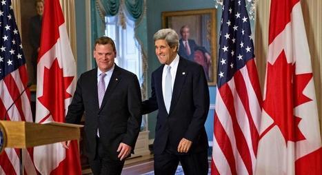 John Kerry mum on Keystone XL pipeline | Keystone XL: Affairs of State | Scoop.it