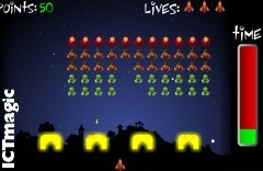 Place Value Space Invaders | 3KI Math Sites | Scoop.it