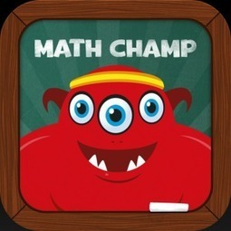 Math Champ | New Web 2.0 tools for education | Scoop.it