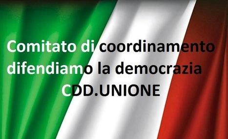 CDD Comitato di Coordinamento Difendiamo la Democrazia DUE ... | CDD VIDEO CONFERENZE INTERVISTE AUDIO E PROVE GRANDEDISCOVERY 1,  2 e 3 | Scoop.it