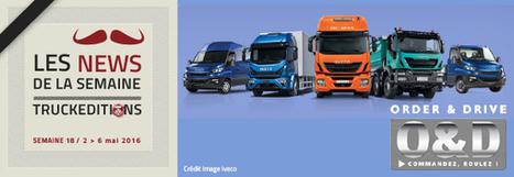 Une première pour Iveco - truck Editions | Truckeditions | Scoop.it