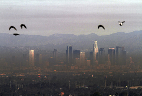 Climate change threatens California's air quality, report says | Sustain Our Earth | Scoop.it