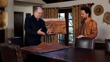 Ancient Aliens: Aliens and the Red Planet Full Episode - Ancient Aliens - HISTORY.com | Ancient history | Scoop.it