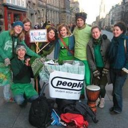 ERASMUS : Edimbourg attire de plus en plus d'étudiants - meltyCampus   EXEMPLE   Scoop.it