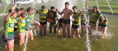 Les jeunes rugbymen du Crac champions ! #Vienne   ChâtelleraultActu   Scoop.it