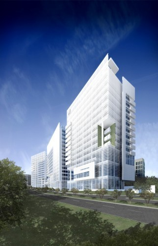 Richard Meier Designs New W Hotels in Mexico   The Architecture of the City   Scoop.it