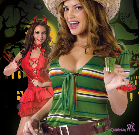 Halloween: Be a Sexy Lady for the Festivities - Womens'/Girls' Costumes | Costume Shop and Party Supplies Ireland  online | Scoop.it