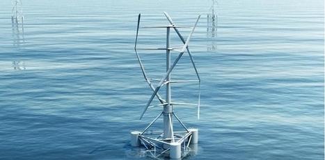 Fos-sur-Mer : un parc éolien flottant d'un nouveau genre  verra le jour en 2018 | Eolien Offshore Projet baie de St Brieuc (22) | Scoop.it
