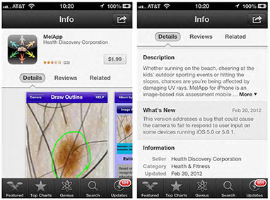 "FTC Cracks Down on Marketers of ""Melanoma Detection"" Apps 