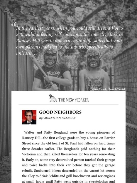 The Paragraph App on the Newsstand for iPad | iPad & Literacy | Scoop.it