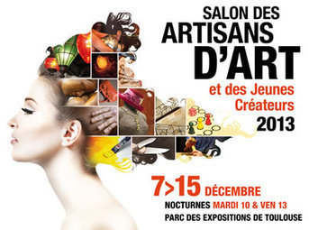 Salon des Artisans d'Art - Tourisme à Toulouse | Toulouse La Ville Rose | Scoop.it