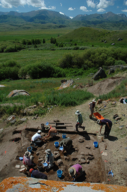 KAZAKHSTAN : Ancient nomads spread earliest domestic grains along Silk Road, study finds | Pre-Modern Africa, the Middle East - and Beyond | Scoop.it