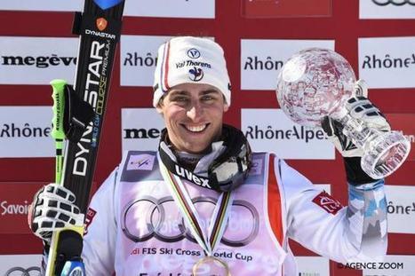 Coupe du monde de ski cross 2015: Bilan de la saison avec le gros globe pour Jean-Frédéric Chapuis | Neige et Granite | Scoop.it