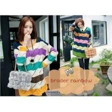 Baju Rajutan Model Broder Rainbrow - PusatBusanaKu.Com | UKM Online Indonesia | Scoop.it