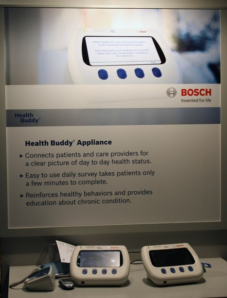 Bosch, UK university launch digital health lab | mobihealthnews | Mobile Health: How Mobile Phones Support Health Care | Scoop.it