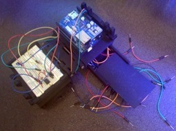 3D Printed Electronics Housings - STEMulate Learning | BarFabLab | Scoop.it
