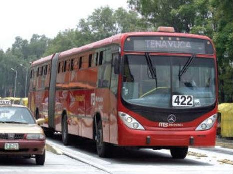 Metrobús del DF, el mejor de los BTR | CITIES ON MOVEMENT | Scoop.it