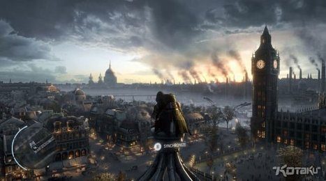 The next Assassin's Creed game will be set in Victorian London   HungryGamer   Scoop.it