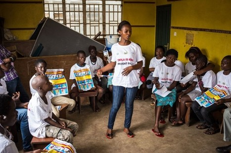 Cut off from school, children in Ebola-stricken Sierra Leone get lessons by radio | Radio Hacktive (Fr-Es-En) | Scoop.it