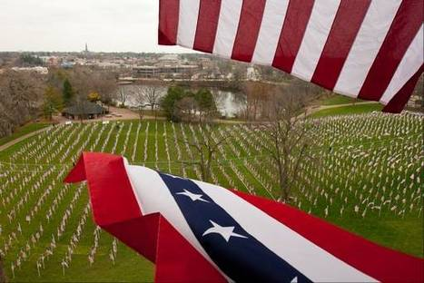 'Healing Field' inspires, honors veterans in Naperville | Ireland Travel | Scoop.it