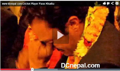 [video] Paras Khadka emotional in a felicitation program hosted by the Cricket Association of Nepal (CAN) | The Link List | Solution | Scoop.it