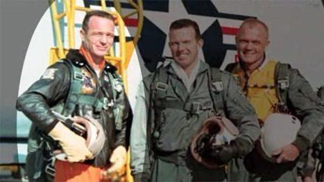 Scott Carpenter, 2nd US astronaut in orbit, dies - WXIX | Anderson SC Apartments | Scoop.it