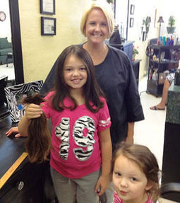 Locks of Love - Wharton Journal Spectator | Alopecia And Hair Donation | Scoop.it