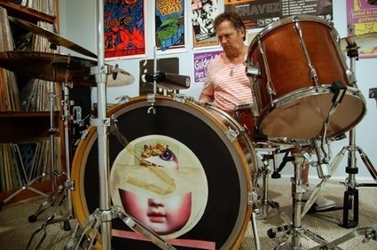 Guided By Voices kick drummer out of band for selling his drum kit ... | Music | Scoop.it