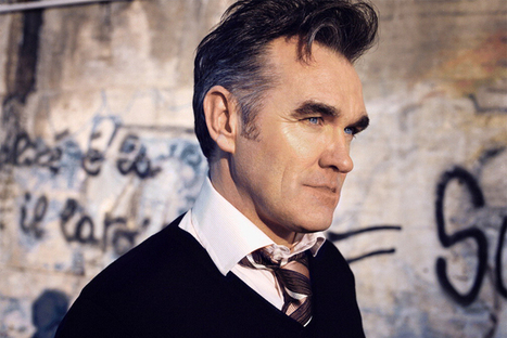 Study: Listening to Morrissey can brighten your mood | Radio Show Contents | Scoop.it