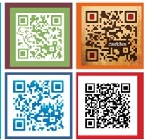 Use QR codes to share your presentation without a projector | SlideShare Blog | QR-Code and its applications | Scoop.it