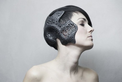 Carapace Masks | Filippo NASSETTI & Alessandro ZOMPARELLI | Italy | Architecture, Design, Art, Technology | Scoop.it