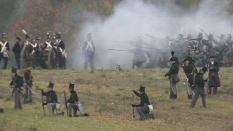6.000 mensen wekken historische veldslag tot leven   kap-BoetsA   Scoop.it
