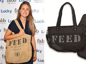 Eco-friendly designer diaper bags: Lauren Bush Lauren's chic activism - NBCNews.com | Trendy Ecofriendly Mag | Scoop.it