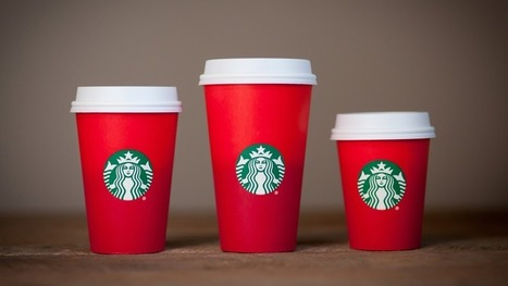 People are enraged that Starbucks' red cups aren't Christmas-y enough this year | NIC: Network, Information, and Computer | Scoop.it