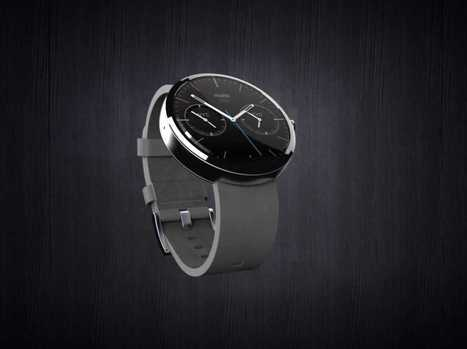 Moto 360 Smartwatch - Business Insider | Information Technology and Watchs | Scoop.it