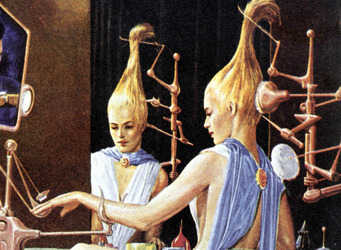 La cosmétique d'anticipation, science ou fiction ? | Cosmetica y belleza | Scoop.it