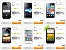 Free Mobile : quels sont les mobiles déconseillés ? | Free Mobile : la révolution. Et après ? | Scoop.it