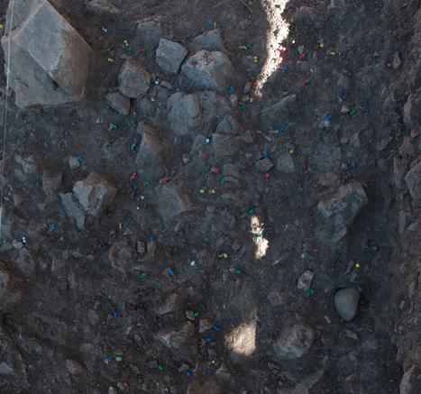 Más de 1.400 restos líticos y fósiles de hace 10.000 años hablan de los homínidos de Muntanyes de Prades | ArqueoNet | Scoop.it