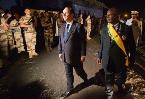 """Troubles au Mali: le président Keïta écourte sa visite en France   Revue de presse """"Afrique""""   Scoop.it"""