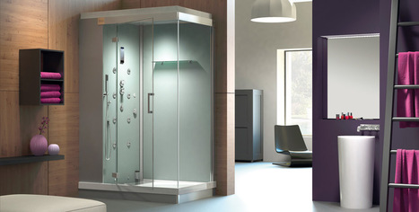 Tout savoir sur les cabines de douche rectangulaires | Espace Aubade | Scoop.it