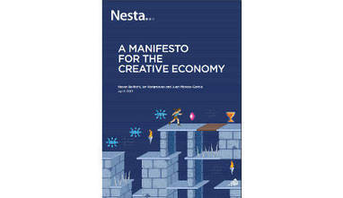 A Manifesto for the Creative Economy - Nesta | sustainable innovation | Scoop.it