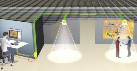 [innovation] Avec le Li-Fi, les informations seront bientôt transmises par l'éclairage de notre maison | Innovations, Technologies, Geekeries et Autres | Scoop.it