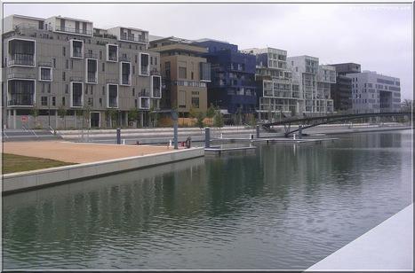 LYon-Actualités.fr: A Lyon Confluence : un éco-quartier vitrine de l'énergie positive (un reportage vidéo de Actu-environnement) | Balades Lyonnaises | Scoop.it