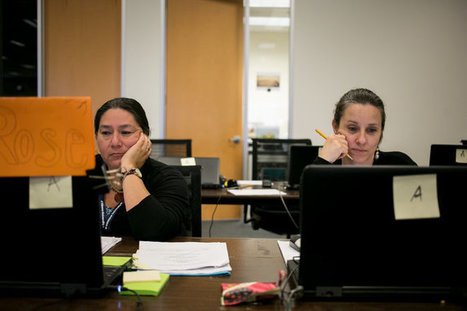 Grading the Common Core: No Teaching Experience Required - New York Times | Common Core State Standards | Scoop.it