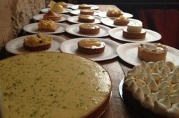 Taste Test: The Best Lemon Tarts in Paris | Un oeil en cuisine | Scoop.it