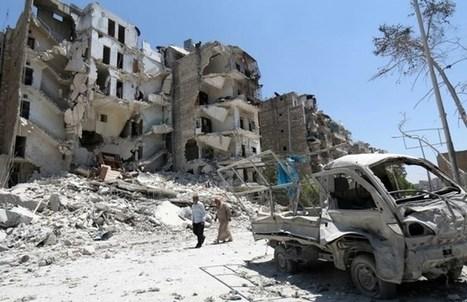 Nusra Front stages suicide bombing in Aleppo: activists | Terrorism | Scoop.it