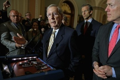 McConnell threatens more Iran votes in the Senate | Current Political Climate in US | Scoop.it