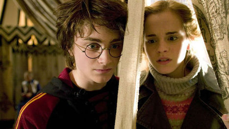 Hermione should have married Harry Potter, Rowling admits - Rappler | Revue de Presse | Scoop.it