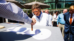 Bill Gates Crowns Toilet Innovators At Sanitation Fair : NPR | KochAPGeography | Scoop.it