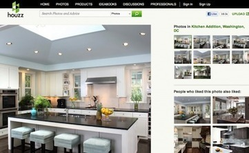 Applying the Pinterest Model to Home Renovations With Houzz | Pinterest | Scoop.it